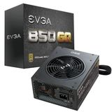 EVGA 850 GQ, 80+ GOLD 850W, Semi Modular, EVGA ECO Mode