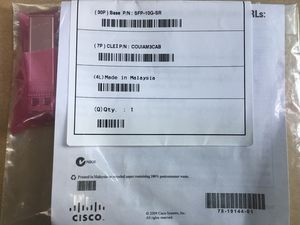 CISCO NEW SFP-10G-SR 10-2415-03