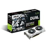 ASUS GeForce GTX 1060 3GB Dual-Fan OC Edition Graphics Card