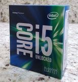 Intel Core i5-6600K 6M Skylake Quad-Core 3.5 GHz LGA 1151