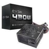 EVGA 430 W1, 80+ WHITE 430W, 3 Year Warranty, Power Supply 100-W1-0430-KR