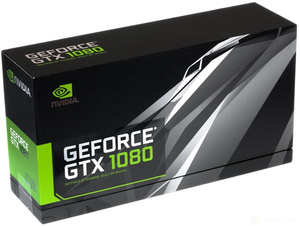 NVIDIA Founders Edition GeForce GTX 1080 8GB GDDR5X PCIe 3.0 Graphics Card