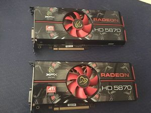 XFX AMD Radeon HD 5870 1GB GDDR5